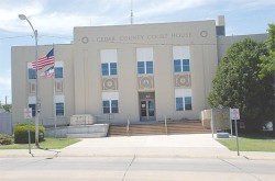 Cedar County Commission